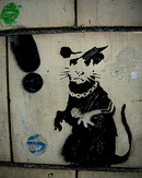 Fake Banksy Pandemic Threatens Economy, Dupes Celebrity