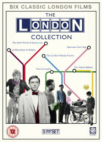 Competition: Win A Boxset Of London Films