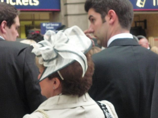Ascot's not just for the young!