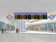 Northern Line Extension Moves An Inch Forward