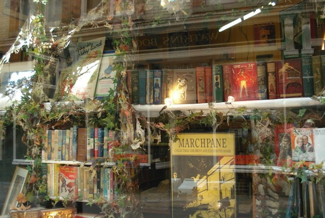 Marchpane: the wild and woody wilderness of the window display