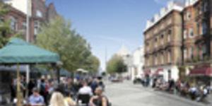 Kensington Shared Space Scheme Tweaked