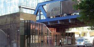 Former Railway Station To Become Café