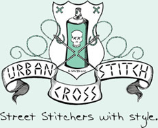 Urban Cross Stitch logo