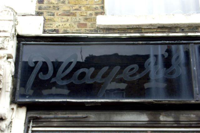 A. E. Barrow, Chatsworth Road, E5