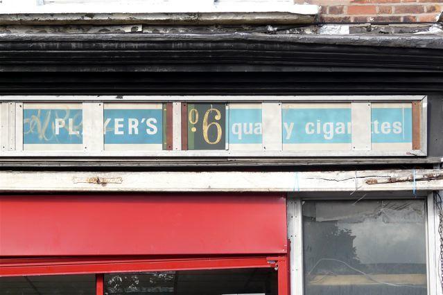 Newsagent, Highbury Park N5