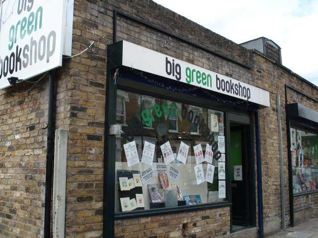 Biblio-Text: Big Green Bookshop