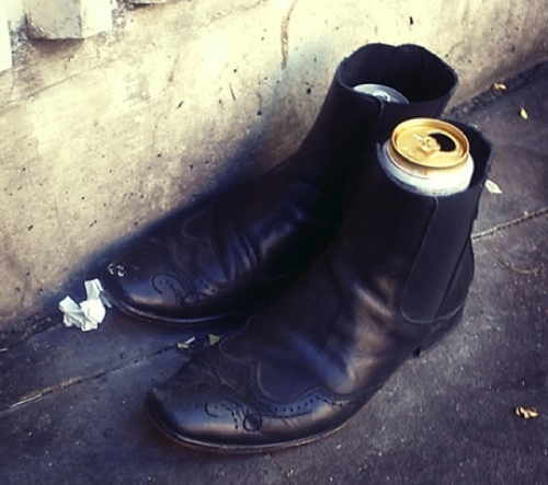 Drink-ography: Beer Shoes