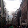 Breaking News: Fire Breaks Out In Soho
