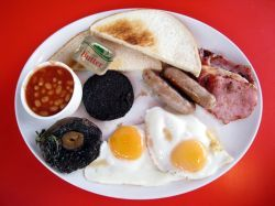 Little Chef Keeps Olympic Breakfast