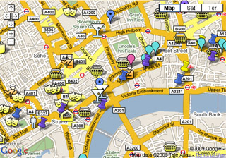 Victorian London...Mapped