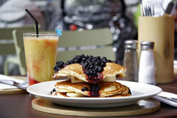 Review: Breakfast at Giraffe