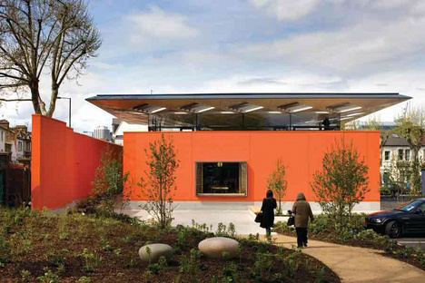 Three London Buildings Up For Stirling Prize