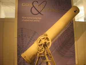 Review: Cosmos And Culture @ Science Museum