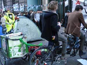 Climate Camp Returning To London