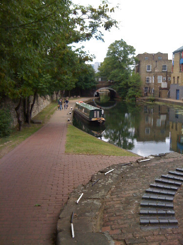 Nature-ist: Regents Canal Path