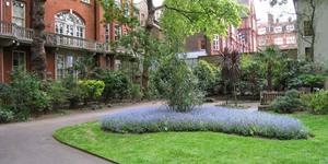 Nature-ist: Mount Street Gardens