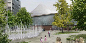 Tweaks Made To Commonwealth Institute Plan