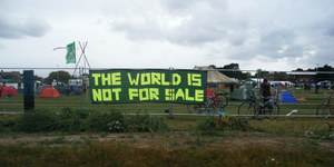 Inside Climate Camp