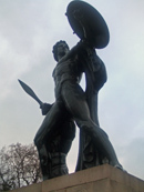 achilles statue london