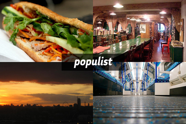 Populist: July 26 - August 1