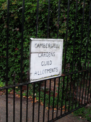 The site of the Camber Well was discovered yards from here