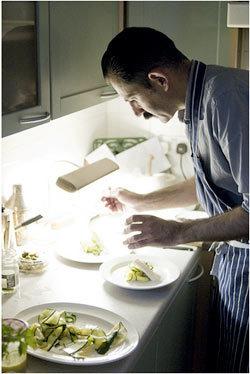 Underground Dining Review: Saltoun Supper Club