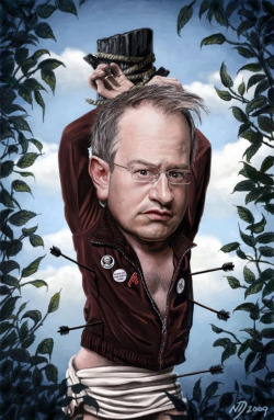 Camden Fringe Review: Robin Ince