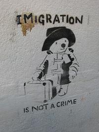 Some London Children Speak Foreign Shock