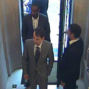 Bond Street Robbers Wore Latex Faces