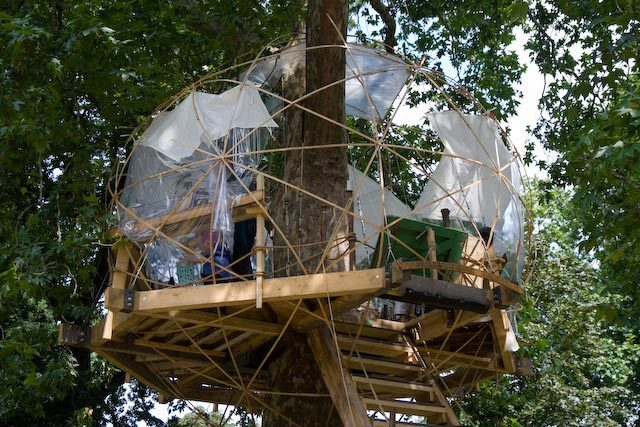 The Spherical Reading Gallery