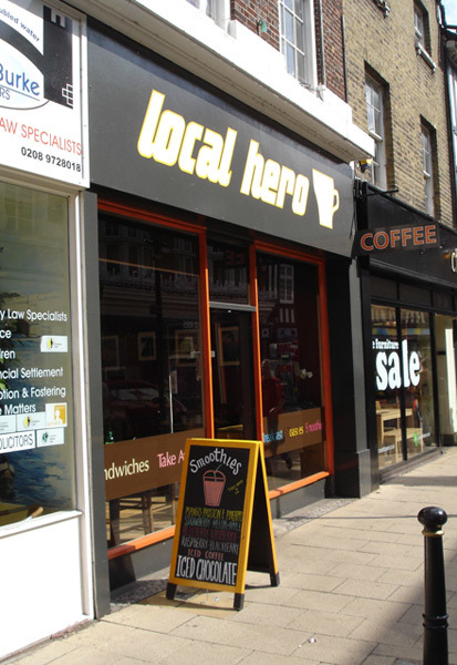 London Blend: Local Hero