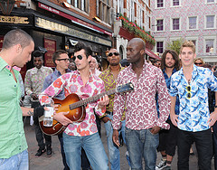 Men's Fashion Boutique Blaqua Opens in Soho