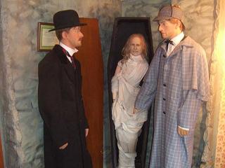 Brad Pitt will NOT play Moriarty in New Sherlock Holmes Movie