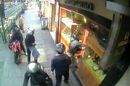 £2 million Jewellery Raid In Brompton Road