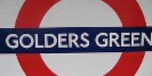 Last Minute Listing: Golders Green Suburban Walk