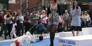 Covent Garden Fashion Fete