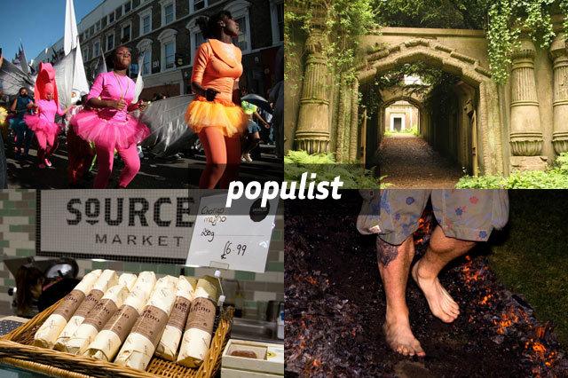 Populist: August 30 - September 5