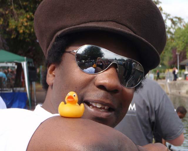 Great British Duck Race 2009