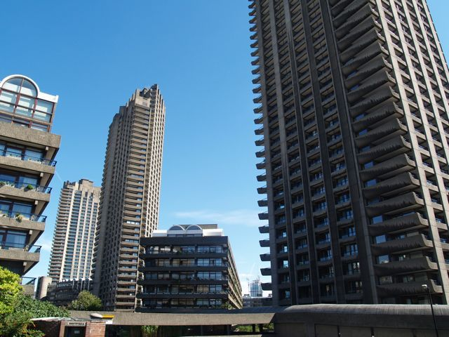 Barbican Centre Jamesu