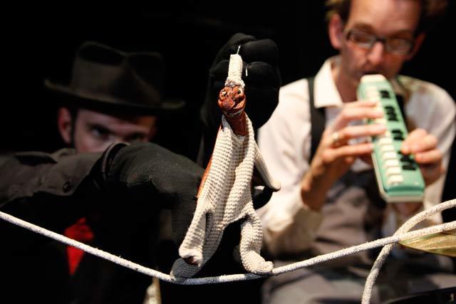 Preview: Puppet Grinder Cabaret