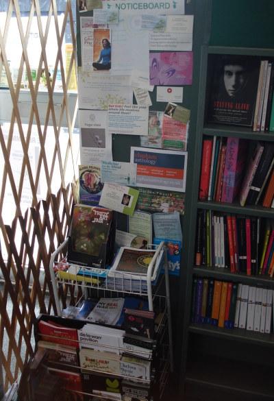 The fabulously informative noticeboard corner