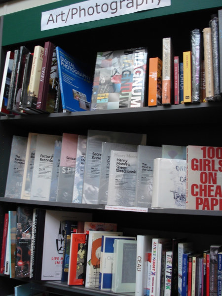 Some of the great art books