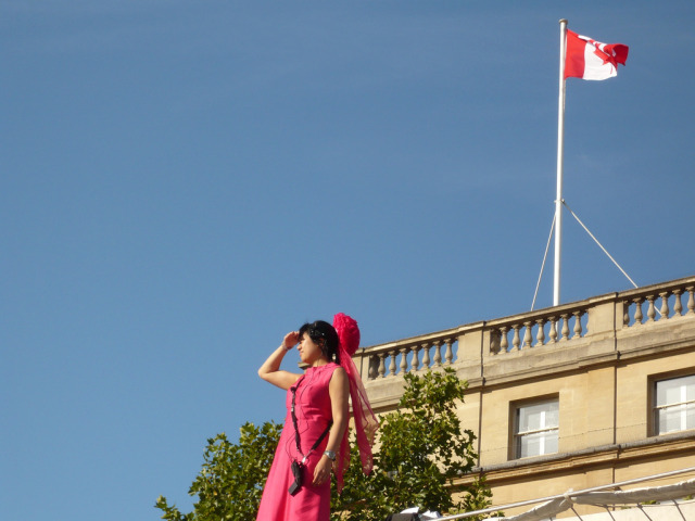 Ohhhh, Canadaaaaaa! Photo by W P Wiles