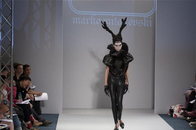 Designer Marko Mitanovski's believes that antlers will be the next in-thing for the Fall Season