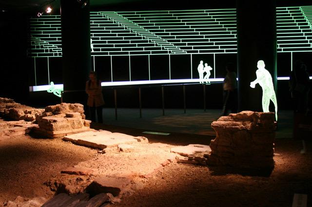 London's Roman amphitheatre, by steve_w