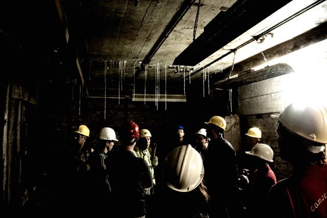 Inside Churchill's (not so) secret Neasden bunker, by daveograve