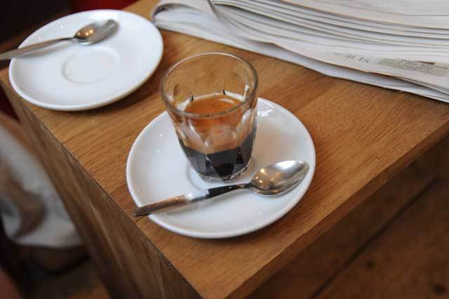 London Blend:  Dose Espresso