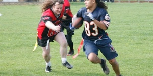 Alternative London Workouts #8: Flag Football