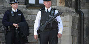 More Guns On The Streets Courtesy Of The Met
